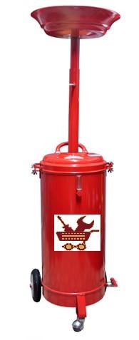 recolector de aceite usado