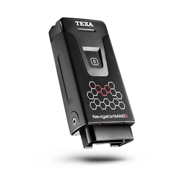 Escaner multimarca automotriz navigator Nano