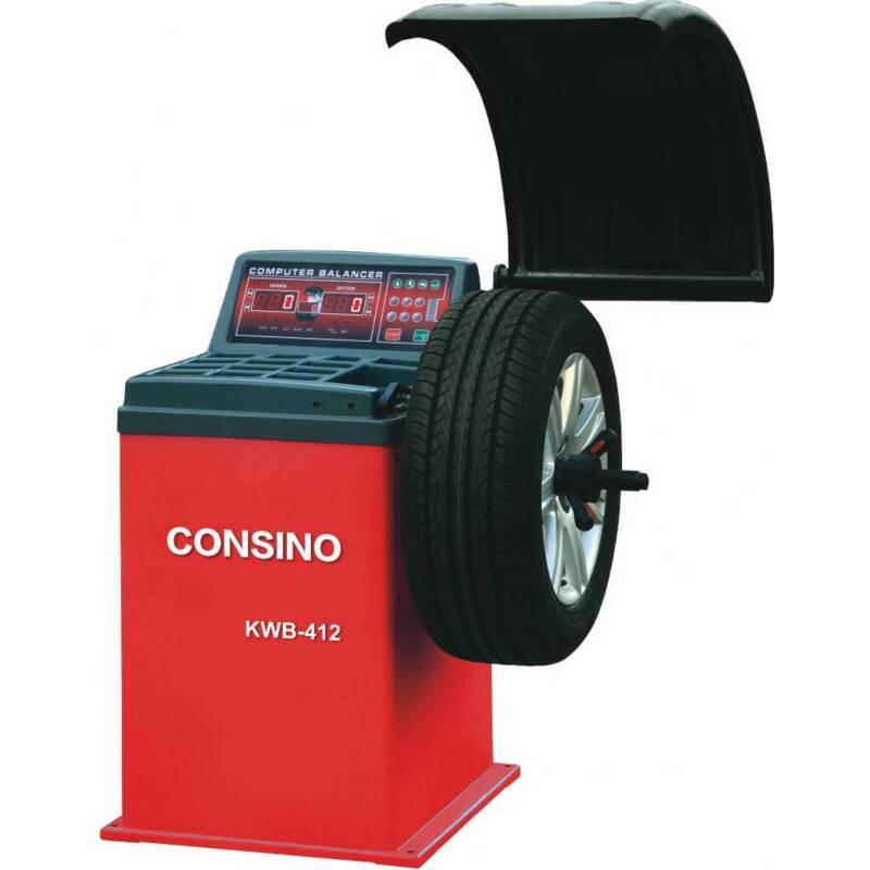 balanceadora de ruedas automotriz Consino