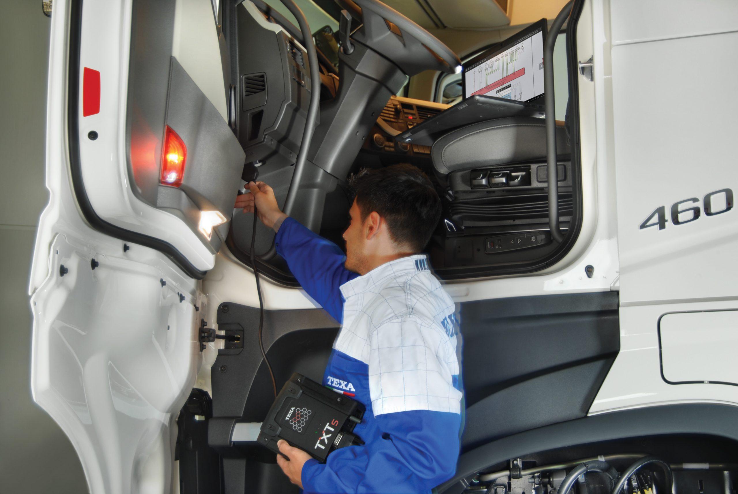 Escaner multimarca automotriz navigator TXTs